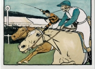 Old English Sports & Games - Racing