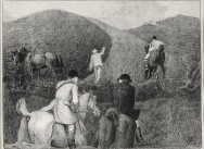 Foxhunting Scenes - Plate 2