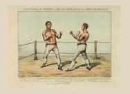 Randall, the Irish Lad and Belasco, the Jew Champion