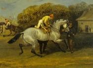 Jockey Mounting