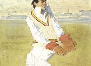 Cricketers: Alan Knott