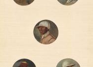 Three Frames: Studies of Sixteen Jockeys