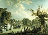 The Society of Royal British Archers in Gwersyllt Park, Denbigshire