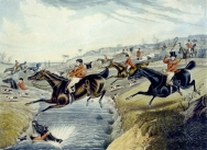 The Grand Leicestershire Foxhunt - Plate 2