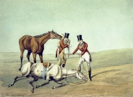 Going Home, Meltonians as They Are, 1823