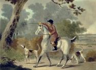 The Pytchley Hunt: Push Him Tom Boy