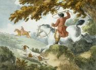 Hunting, 1794