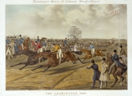 The Leamington, October 20, 1840: Coming In