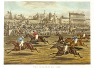 The Royal Birthday Stakes, Worcester, March 14, 1856: Coming In