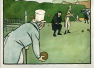 Old English Sports & Games - Bowls