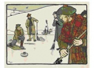 Old English Sports & Games - Curling