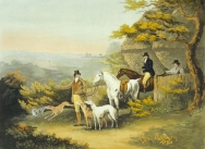 Coursing, Plate 1