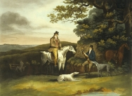 Coursing, Plate 3