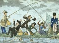 Waltonising or Greenland Fisherman, c.1830