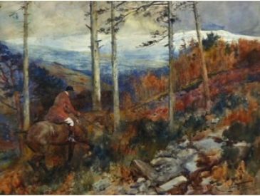 Lionel Edwards 1878-1966: Seen from the Saddle