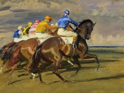 Sporting Art Talk June 17th 11:00am