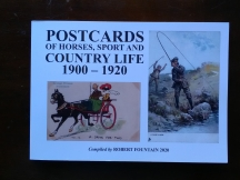 Postcards of Horses, Sports and Country Life