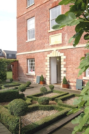 Palace House - Newmarket - new venue for the British Sporting Art Trust